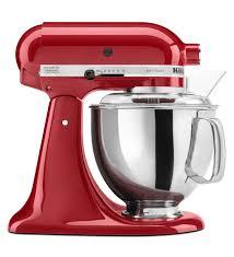 light pink kitchenaid stand mixer artisan series 5 quart tilt head stand mixer ksm150pser empire red