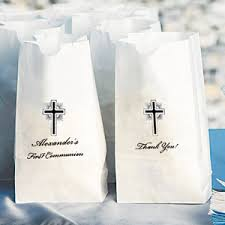personalized goodie bags christening or baptism personalized goodie bags 25 pcs