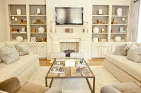 Inbuilt Tv Cabinets Ivory Built In Cabinets Design Ideas