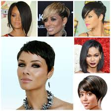 hairstyles for black women with short hair short haircuts for