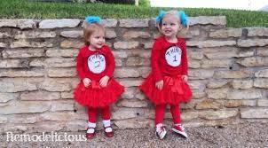 2 Halloween Costume Girly 1 U0026 2 Halloween Costumes U2013 Remodelicious
