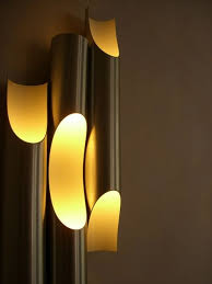 interesting lighting interesting idea could be mimicked using pvc and some led s