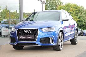 used audi station wagon used audi rs q3 2 5 tfsi station wagon s tronic quattro 5dr for