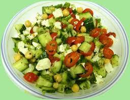 middle eastern vegetable salad ina fridays ina garten