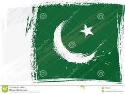 Oakistan Flag Grunge Pakistan Flag Stock Vector Image Of Symbol Vector 7258020
