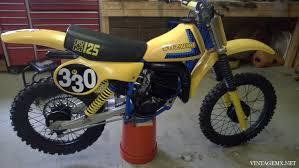 suzuki motocross bikes for sale 1979 suzuki rm125 vintagemx net vintagemx net