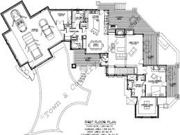ranch cabin floor plans home deco plans