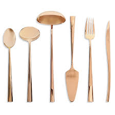 Design For Copper Flatware Ideas Best Copper Kitchen Accessories 2017 Designs My Utensils