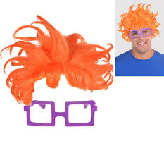 Chuckie Finster Halloween Costume Chuckie Finster Mask 18 1 2in 14 1 4in Rugrats Party