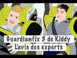 laver siege auto l avis des experts le siège auto guardianfix 3 de kiddy
