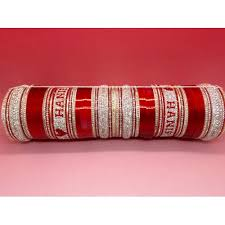 name bangles wedding chura with name name on