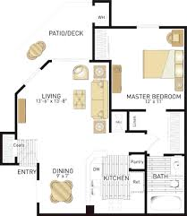Dartmouth Floor Plans Stanford Court Uci Apartments Student Housing Options