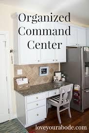 kitchen message center ideas 63 best command center inspiration images on home