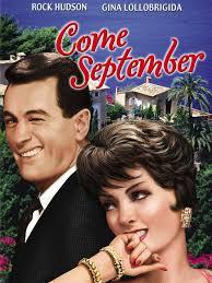 Bobby Darin And Sandra Dee Amazon Com Come September Rock Hudson Gina Lollobrigida Sandra
