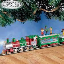 peanuts christmas characters the peanuts christmas express electric collection