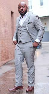 fashion for heavy men suits for big and heavy men mens suits tips