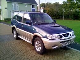nissan terrano 1995 nissan terrano ll se plus td 7 seater 1375 ono in dawlish