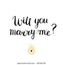 Romantic Marriage Quotes Will You Marry Me Stock Images Royalty Free Images U0026 Vectors