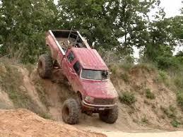 ford mudding trucks ford mud truck climbs hill