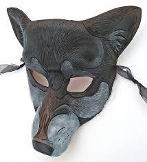 Wolf Mask Snarling Wolf Mask Dark Phase By Merimask On Deviantart Masks