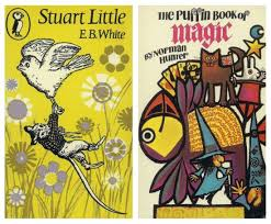 vintage puffin books books long book