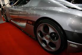 koenigsegg ccx red koenigsegg ccx gun barrel grey miracle detail