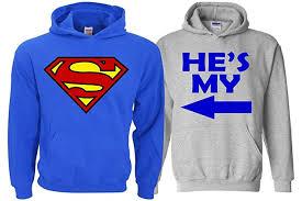 boyfriend hoodies his king