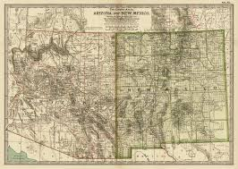 New Mexico Maps by File Arizona And New Mexico Territories Map 1899 Jpg Wikimedia