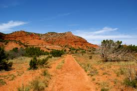 Texas scenery images Caprock canyons state park texas usa in search of unusual jpg