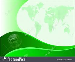 green business card template stock illustration i2403533 at