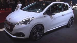 peugeot 101 car peugeot 208 gt line 3p 1 6 bluehdi 120 s u0026s bvm6 2017 exterior