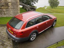 used 2007 audi allroad tdi allroad tdv quattro for sale in falkirk