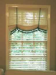 Diy Window Treatments by Decorations Burlap Window Shade Burlap Window Treatments Diy