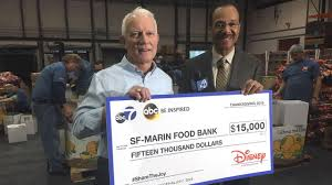 volunteer thanksgiving san francisco food bank abc7news com