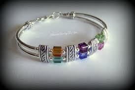 custom birthstone bracelets custom birthstone bracelet bracelet personalized jewelry