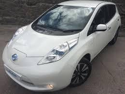 nissan leaf price ireland nissan leaf 2017 sve leather interior 30 kw battery fermoy nissan