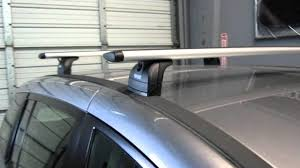 Ors Roof Racks by 2012 Mazda 5 With Thule 460r Aeroblade Base Roof Rack By Rack