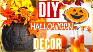 diy halloween room decorations youtube
