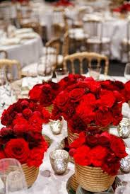 Red Rose Table Centerpieces by 11 Best Floral Table Decorations Images On Pinterest Table