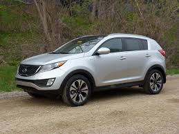 review 2011 kia sportage sx the truth about cars