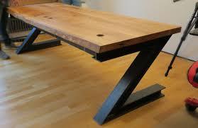 L Schreibtisch Ein Tisch Fürs Ufo Wohnsektion Industriedesign Tisch