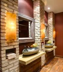 Lodge Style Bathroom Besides Quirky Bathroom On Metro Tiles Modern Bathroom South West