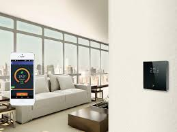 wifi thermostat for electric underfloor heating