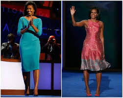 obama dresses at the democratic convention obama s understated blue