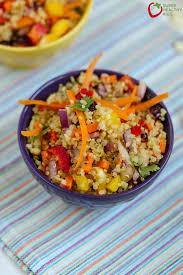 summer quinoa salad recipe healthy ideas for kids