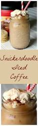 Coffee With Salt Toasted Marshmallow Iced Coffee Recipe Marshmallow Icing