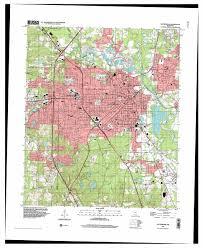 map of hattiesburg ms hattiesburg topographic map ms usgs topo 31089c3
