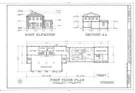 crafty inspiration floor plans elevations and sections 4 amazing