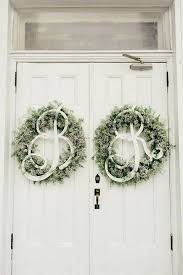 wedding wreaths the 25 best wedding wreaths ideas on wedding door