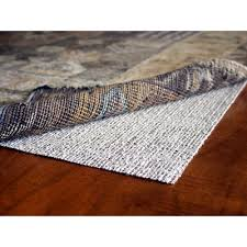 Non Slip Area Rug Pad Rugpadusa Nature U0027s Grip Non Skid Jute And Natural Rubber Eco